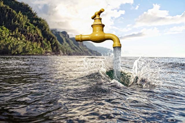 Mesin Pengolah Air Sungai